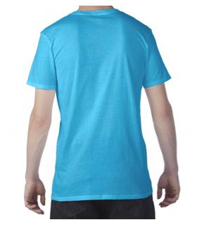V-ringad T-shirt unisex